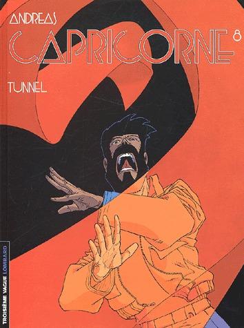 couverture, jaquette Capricorne 8  - Tunnelsimple 1999 (le lombard)