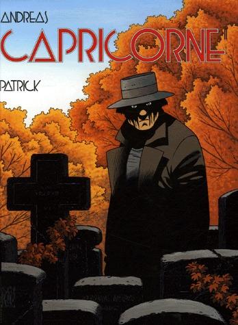 couverture, jaquette Capricorne 11  - Patricksimple 1999 (le lombard)