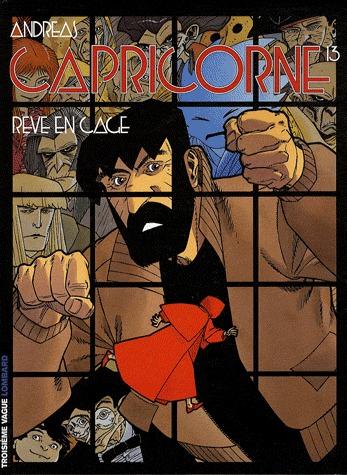 couverture, jaquette Capricorne 13  - Rêve en cagesimple 1999 (le lombard)
