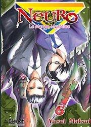 couverture, jaquette Neuro - le mange mystères 6  (Glénat Manga)