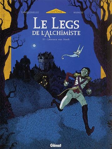 Le legs de l'alchimiste # 2 simple