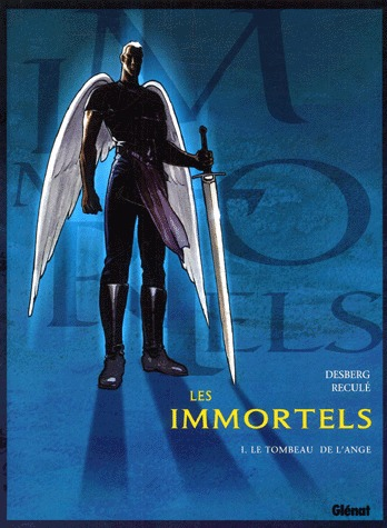 Les immortels édition simple