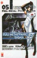Full Metal Panic - Sigma #5