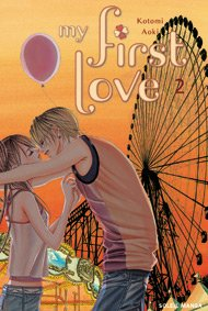 couverture, jaquette My First Love 2  (soleil manga)