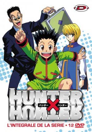 Hunter X Hunter édition INTEGRALE