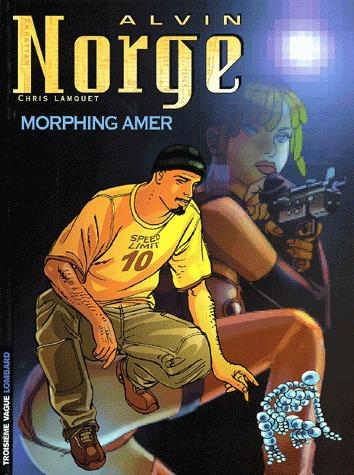 Alvin Norge édition simple 2001