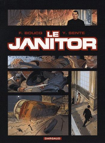 Le Janitor édition Coffret