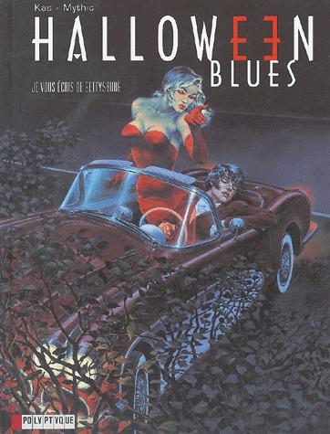 Halloween Blues # 2 simple