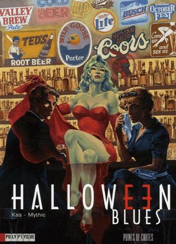 Halloween Blues # 4 simple