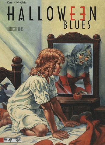 Halloween Blues # 5 simple