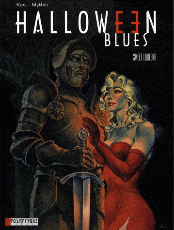 Halloween Blues # 6 simple