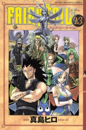 Fairy Tail # 13