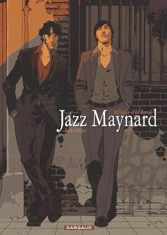 Jazz Maynard # 2 simple