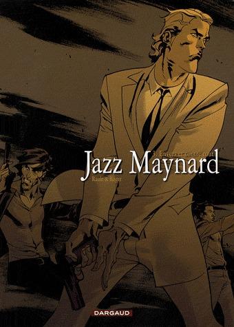 Jazz Maynard # 3 simple