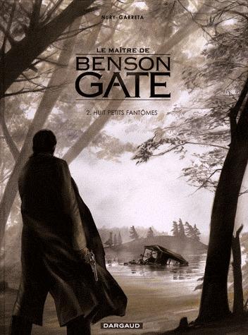 Le maître de Benson Gate 2 - Huit petits fantômes