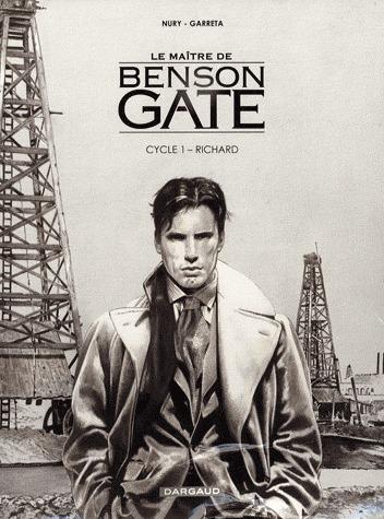 Le maître de Benson Gate édition coffret