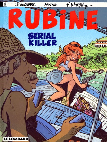 Rubine # 4
