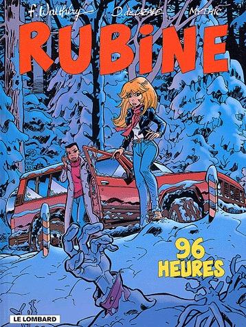 Rubine # 8