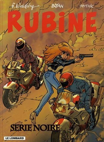 Rubine # 10