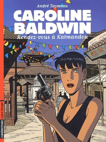 Caroline Baldwin # 9