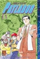 couverture, jaquette Patlabor 11  (Kabuto) Manga