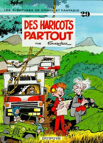 Les aventures de Spirou et Fantasio #29
