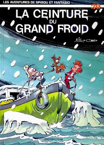 Les aventures de Spirou et Fantasio #30