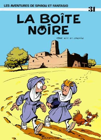 Les aventures de Spirou et Fantasio #31