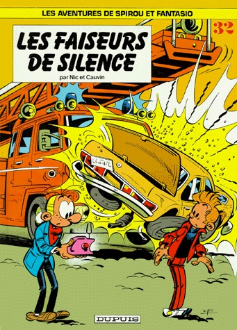 Les aventures de Spirou et Fantasio #32