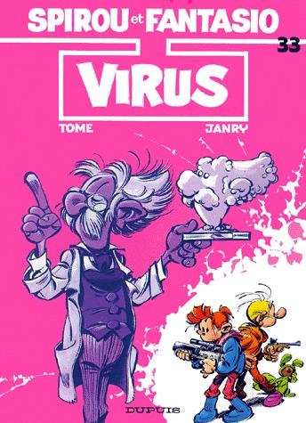 Les aventures de Spirou et Fantasio T.33