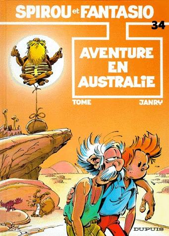 Les aventures de Spirou et Fantasio T.34
