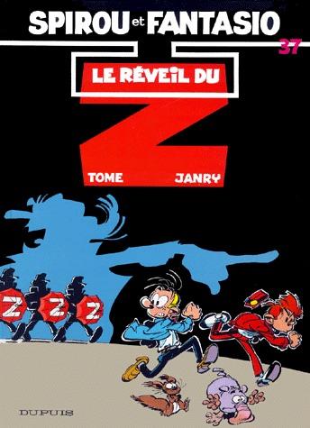 Les aventures de Spirou et Fantasio T.37