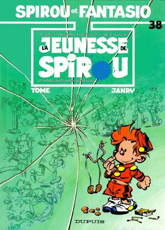 Les aventures de Spirou et Fantasio T.38
