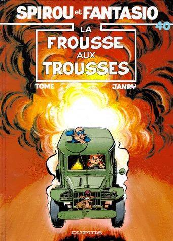 Les aventures de Spirou et Fantasio T.40