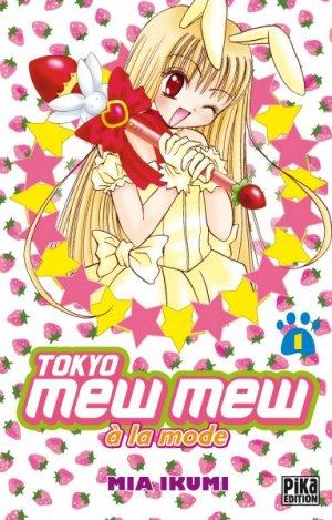 Tokyo Mew Mew A La Mode édition Simple