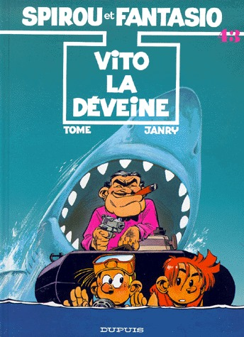 Les aventures de Spirou et Fantasio T.43