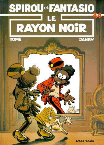 Les aventures de Spirou et Fantasio T.44