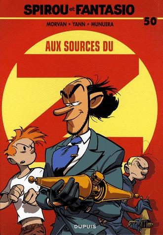 Les aventures de Spirou et Fantasio #50
