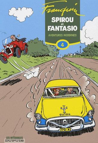 Les aventures de Spirou et Fantasio # 4