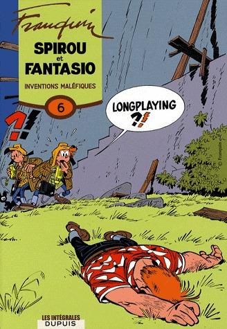 Les aventures de Spirou et Fantasio # 6