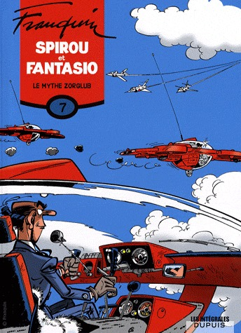 Les aventures de Spirou et Fantasio # 7