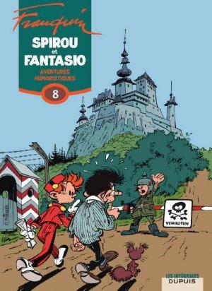 Les aventures de Spirou et Fantasio # 8