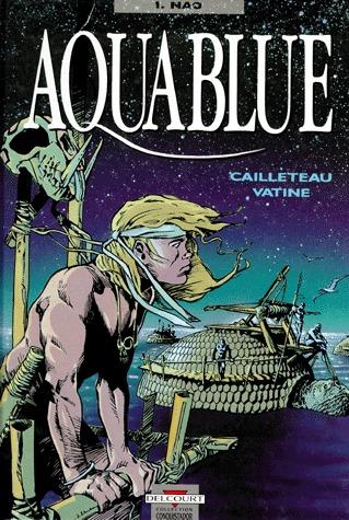 Aquablue édition simple 1989