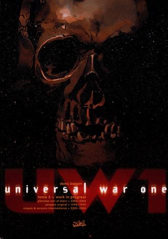 Universal war one édition Noir et blanc