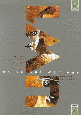 Universal war one édition coffret édition collector