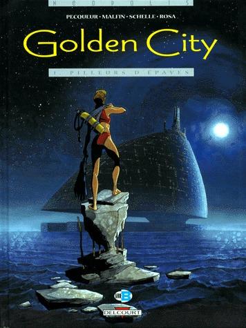 Golden City # 1