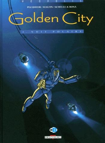 Golden City # 3