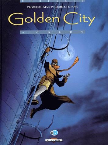 Golden City # 4
