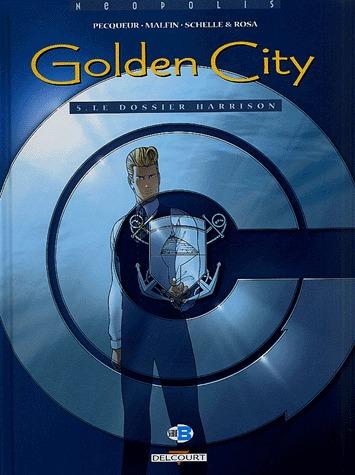 Golden City # 5