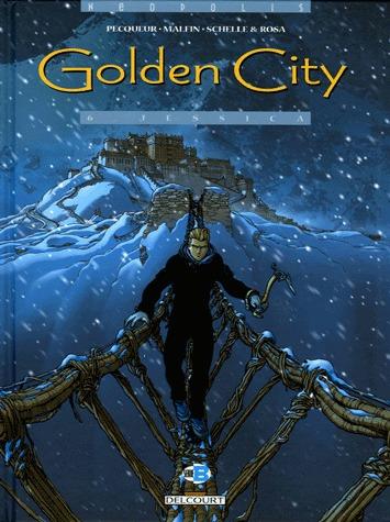 Golden City # 6